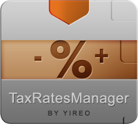 TaxRatesManager 2
