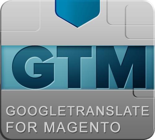 GoogleTranslate - Magento extension - Backend translations